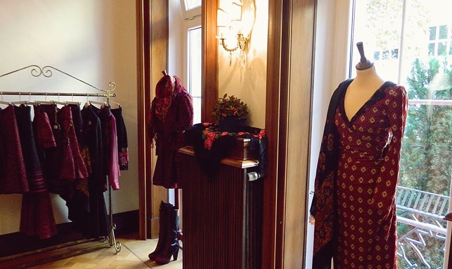 Lena Hoschek Fashion Showroom