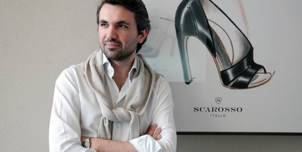 A MOMENT WITH: MARCO REITER VON SCAROSSO