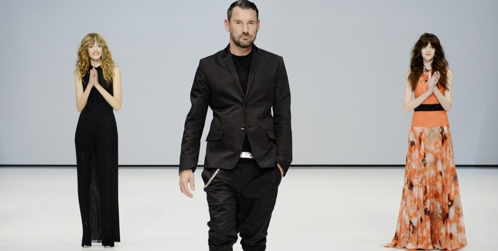 BERLIN FASHION WEEK : 5 FRAGEN AN MICHAEL MICHALSKY