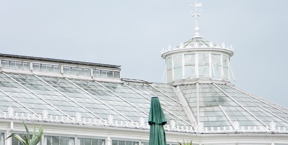 MOMENTS IN COPENHAGEN: PALMENHAUS & EISPALAST