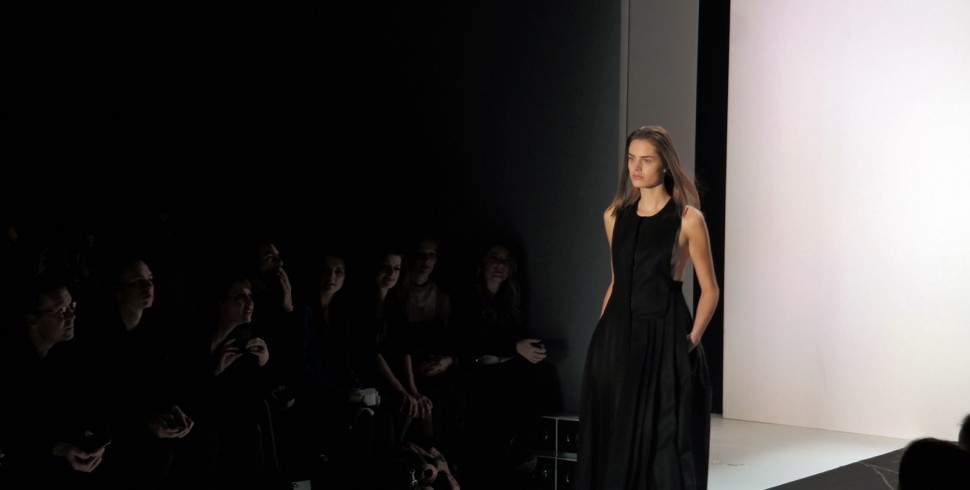 BERLIN FASHION WEEK: ESTHER PERBANDT & MIRACLES